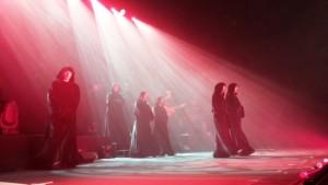 Gregorianie wkraczają na scenę