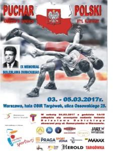 Plakat IX Memoriału Dubickiego