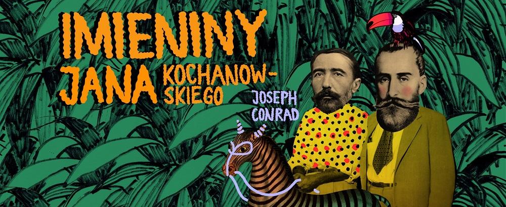 Plakat Imienin Jana Kochanowskiego