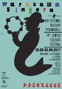 Plakat Festiwalu Warszawa Singera