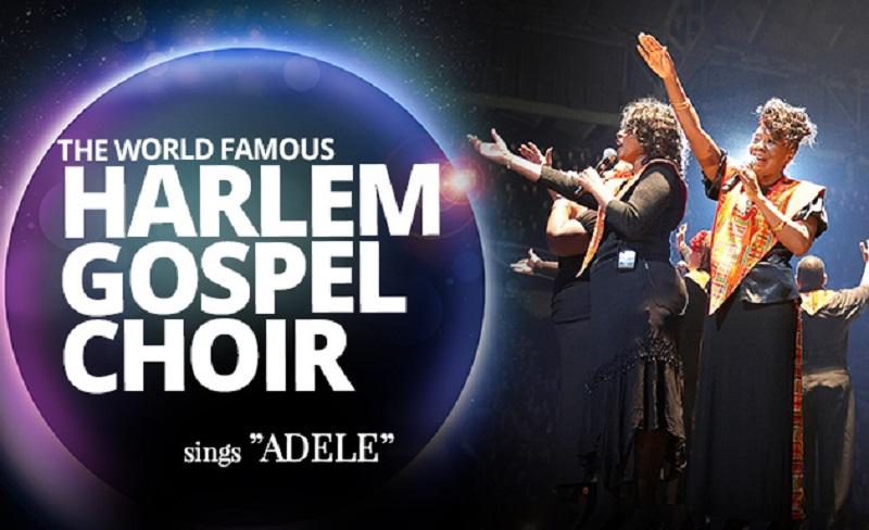 Harlem Gospel Choir sings Adele - plakat
