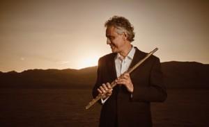 Andrea Bocelli z fletem