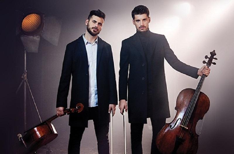 Duet z wiolonczelami