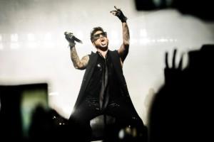 Adam Lambert w Łodzi