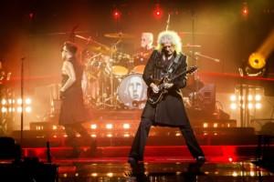Filary zespołu Queen na scenie
