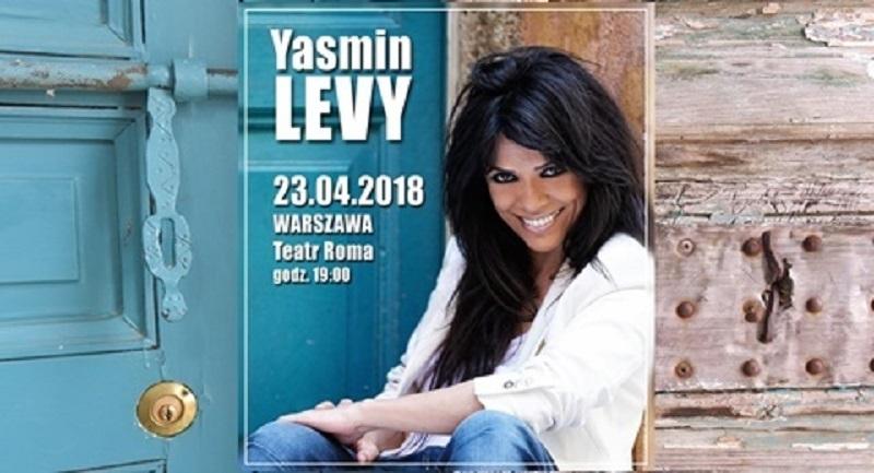Yasmin Levy na plakacie