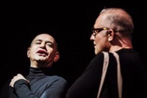 Przemysław Bluszcz i Krzysztof Dracz - fot. Bartek Warzecha
