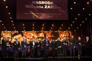 Laureaci Nagrody 100-lecia ZAiKS-u - fot. Kinga Karpati & Daniel Zarewicz
