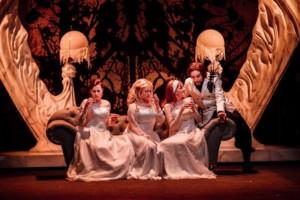 Czarownice z Eastwick w Teatrze Syrena - fot.Bartek_Warzecha