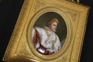 Portret Napoleona Bonaparte - materiał prasowy