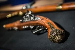 Broń z czasów Napoleona - materiał prasowy