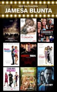 James Blunt i muzyka filmowa - materiał prasowy