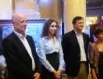 Francuscy goście i przedstawicielki Organizatora - fot. RS
