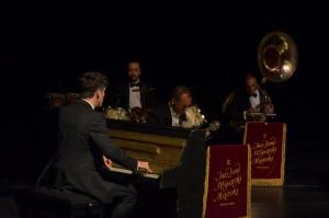 Jazz Band Młynarski Masecki - fot. Weronika Trzeciak