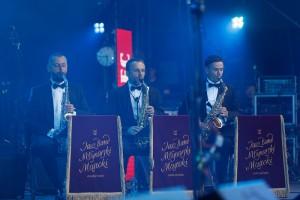 Muzycy Jazz Bandu - fot. M. Murawski/ materiał prasowy