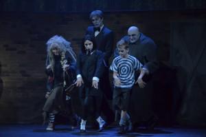 Część Rodziny Addamsów - fot. Weronika Trzeciak