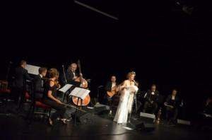 Orkiestra ADRIA i Lala Czaplicka - fot. Weronika trzeciak