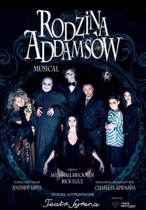 Rodzina Addamsów - plakat