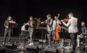 Violin Summit - fot. Beata Zawadzka-Ben Dor