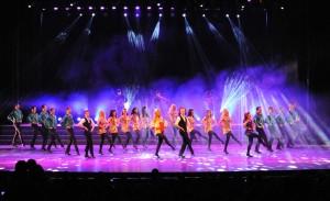 Gaelforce Dance tańczy - materiał prasowy