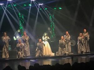 GREGORIAN dziękują publiczności - fot. Ania Zielińska
