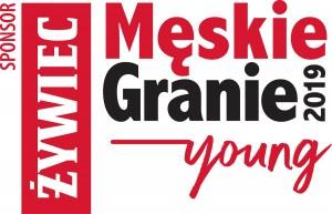 Męskie Granie Young 2019 - logo