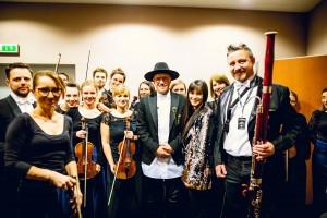 Gromee i Orkiestra Akademii Beethovenowskiej - fot.  materiał prasowy