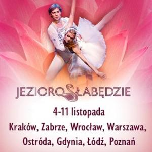 Jezioro Łabędzie - plakat/ materiał prasowy