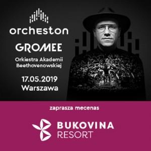 Orchestron 2019 - plakat/ materiał prasowy