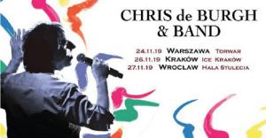Plakat trasy koncertowej - materiał prasowy