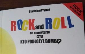 Rock and roll na emeryturze - fragment okładki - fot. Roman Soroczyński