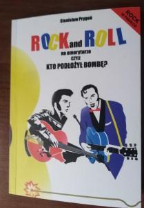 Rock and roll na emeryturze - okładka - fot. Roman Soroczyński
