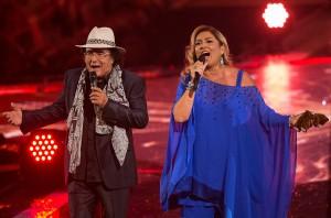 Al Bano i Romina Power na scenie - materiał prasowy