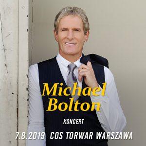 Michael Bolton - plakat
