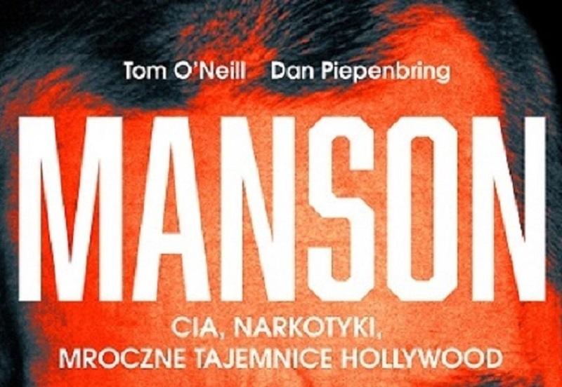 Manson - fragment okładkI