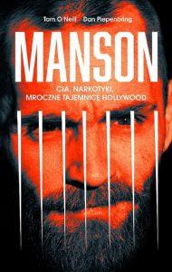 Manson - okładka książki/ fot. Roman Soroczyński