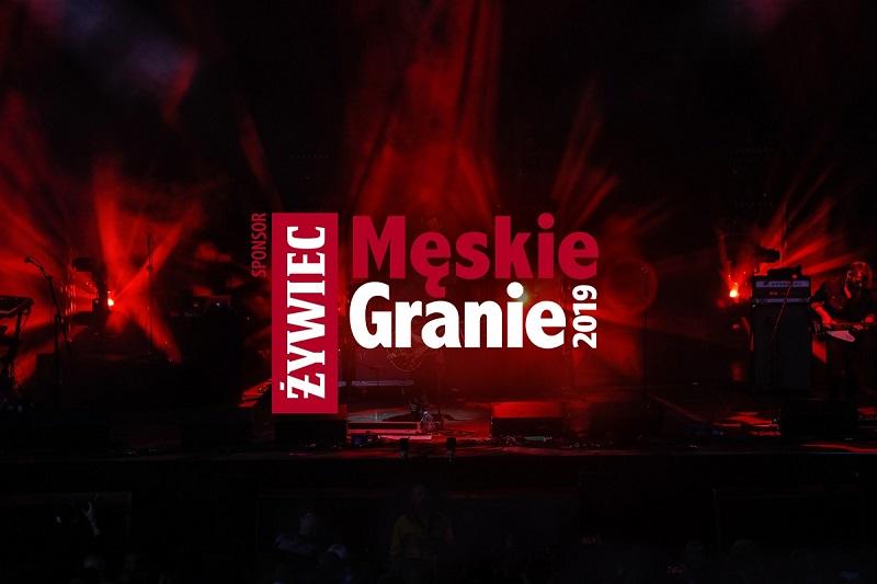 Męskie Granie - logotyp