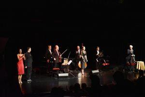 Polskie tango show – wykonawcy/ fot. Małgorzata Moryc