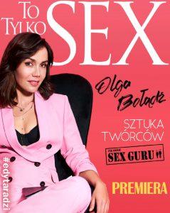 To tylko SEX - plakat