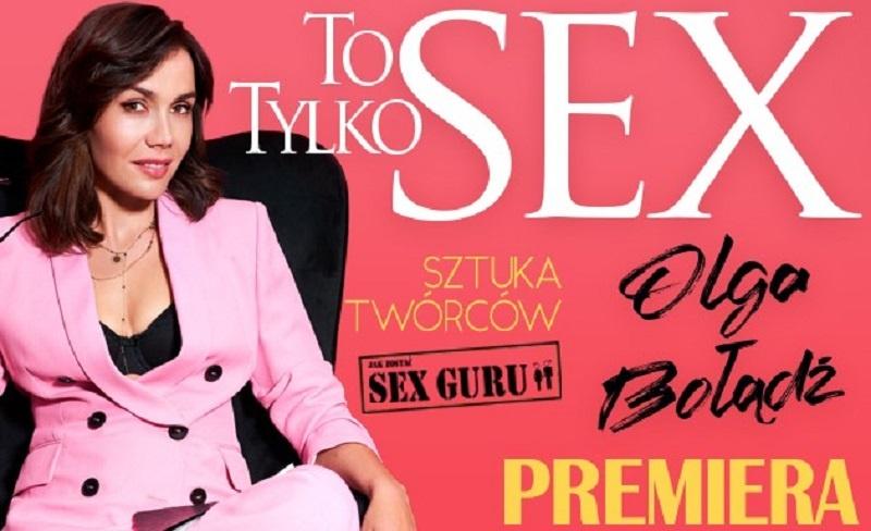 To tylko SEX_plakat