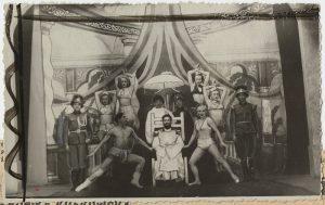 Jedno z pierwszych zdjęć w Bagateli - materiał prasowy Teatru