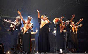 Harlem Gospel Choir zaprasza - materiał prasowy