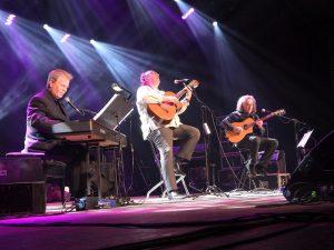Od lewej: Zygmunt Golonka, Paweł Orkisz, Piotr Bzowski - fot. Roman Soroczyński