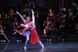 Romeo i Julia - taniec zakochanych/ materiał prasowy