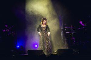 Sarah Brightman śpiewa i tańczy - fot. Jakub Janecki