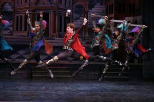 Romeo i Julia - rycerze/ fot. materiał prasowy
