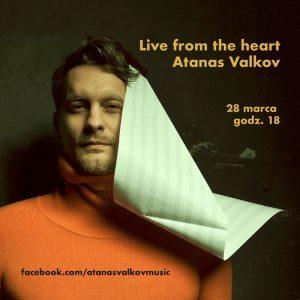 Atanas Valkov - plakat