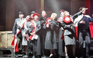 BEM! Powrót Człowieka Armaty - Teatr Syrena/ fot. Andrzej Łucjan