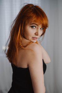 Magdalena Placek-Boryń - materiał prasowy Teatru Syrena