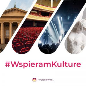 Wspieram Kulturę - logotyp